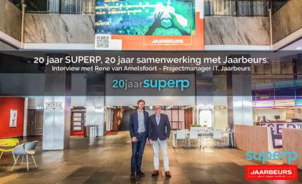 Jaarbeurs SUPERP klantervaring
